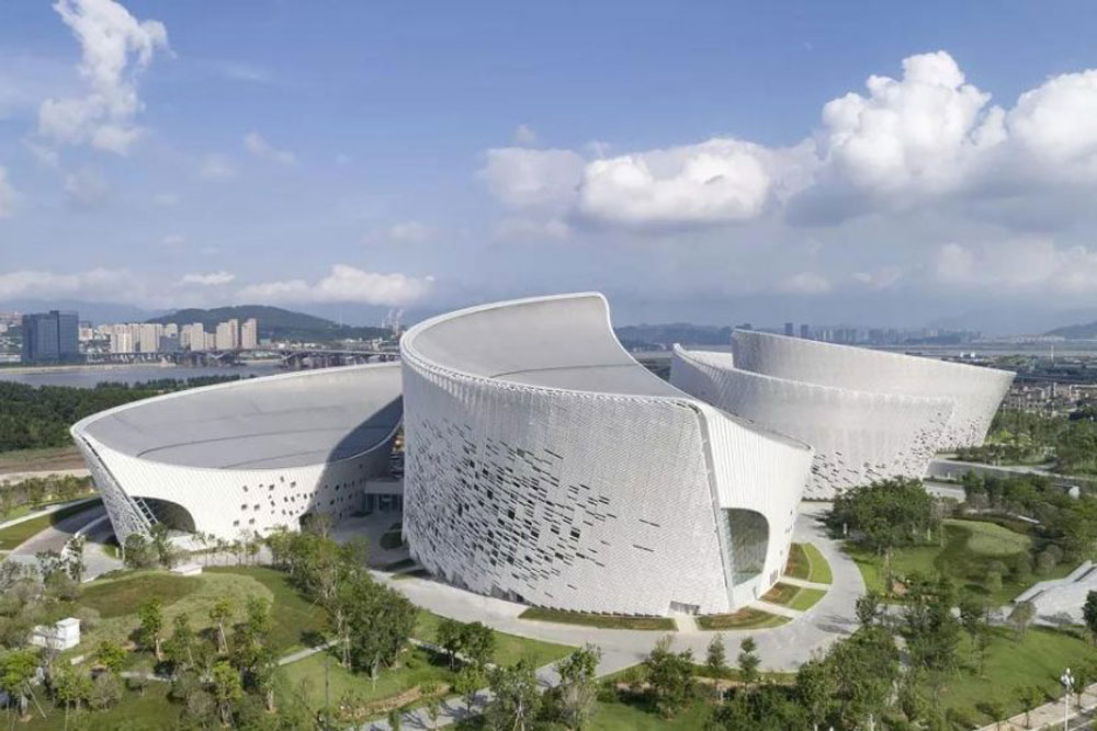 Fuzhou Strait Culture and Art Centre